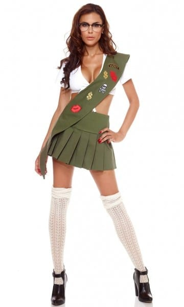 Costume Girl Scout