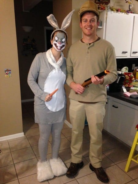 Bugs Bunny And Elmer Fudd Costume