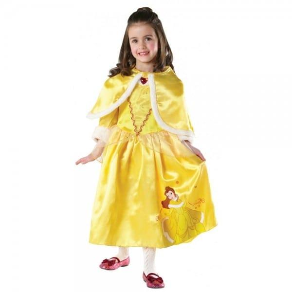 Disney Princess ~ Belle Deluxe (winter Wonderland)