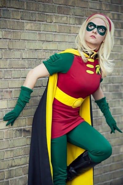 Geek Group Network  [cosplay] Lady Robin (stephanie Brown)