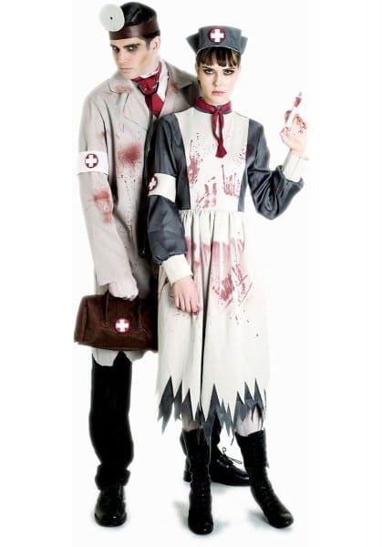 Insane Asylum Doctor Costume