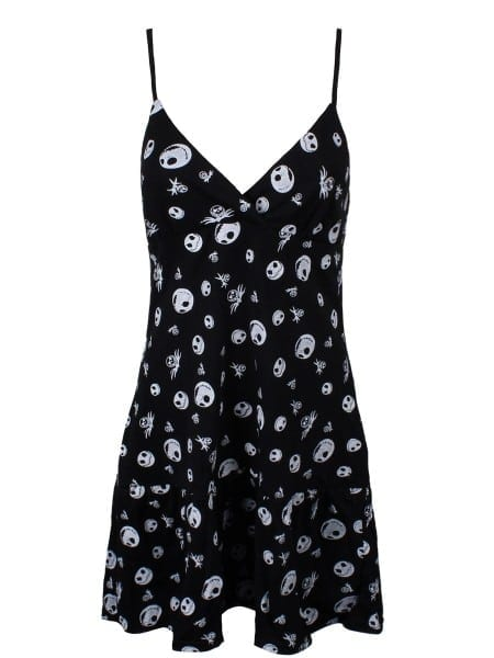 The Nightmare Before Christmas Jack Pinafore Dress