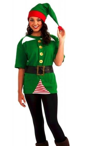Amazon Com  Women's Elf Costume  Toys & Games