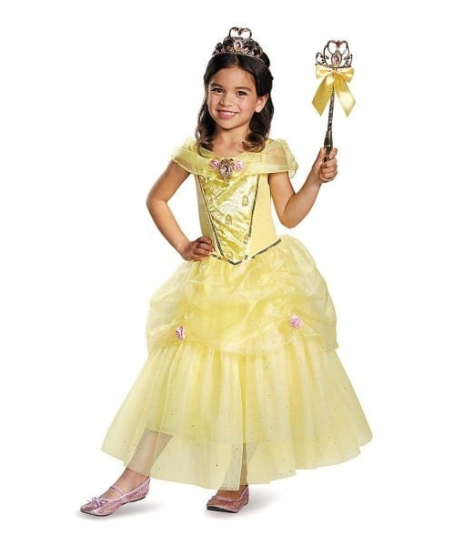 Take A Look At This Disney Princess Belle Deluxe Dress