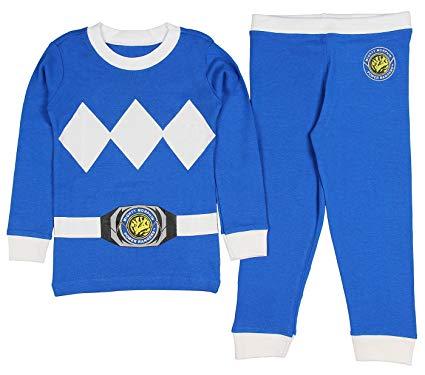 Amazon Com  Intimo Toddler Mighty Morphin Power Rangers Costume