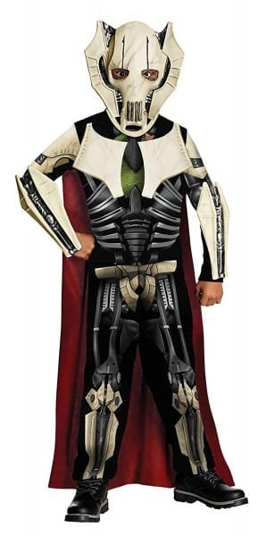 Amazon Com  Star Wars General Grievous Costume, Small  Toys & Games