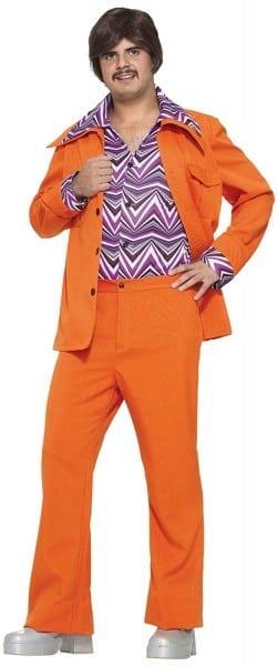 Amazon Com  Forum Novelties Men's 70's Leisure Suit Costume