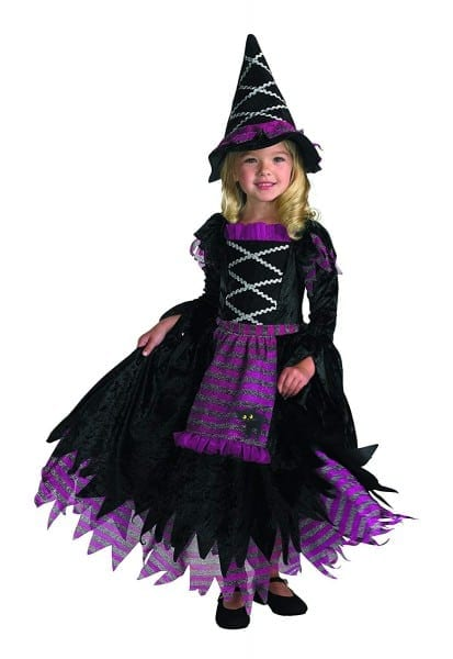 Amazon Com  Disguise Fairytale Witch Costume  Clothing