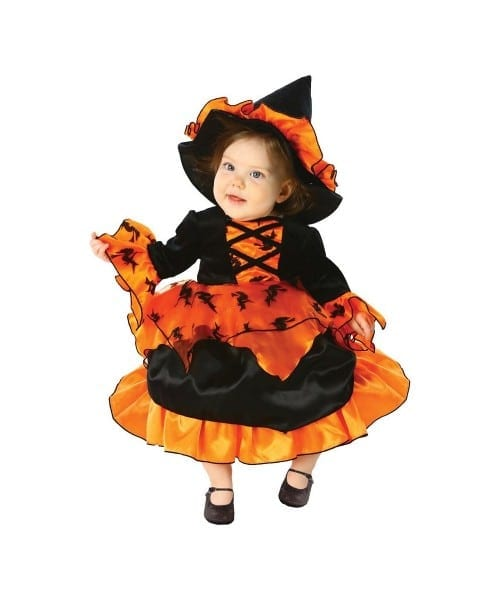 Amelia Witch Baby  Toddler Costume