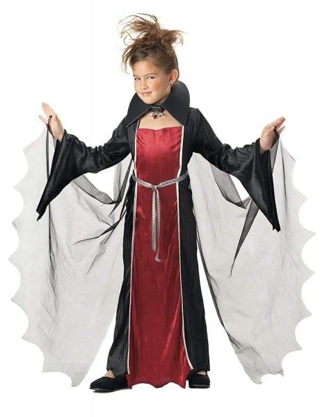 Amazon Com  California Costumes Toys Vampire Girl  Clothing