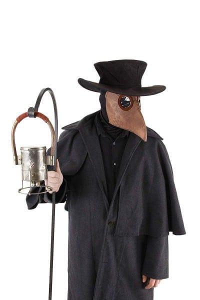 Amazon Com  Elope Plague Doctor Costume Kit  Clothing
