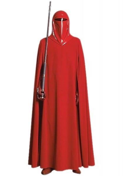 Imperial Guard Costume