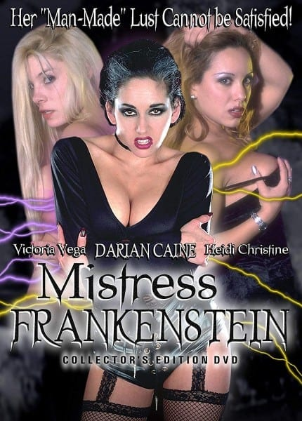 Amazon Com  Mistress Frankenstein  Darian Caine, Heidi Christine