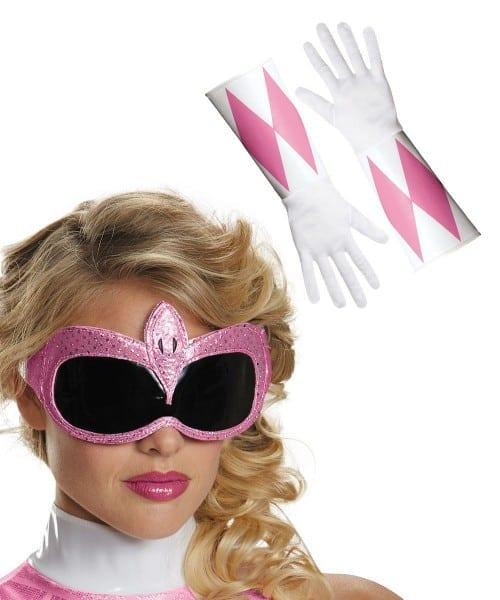 Power Rangers Pink Ranger Accessory Set