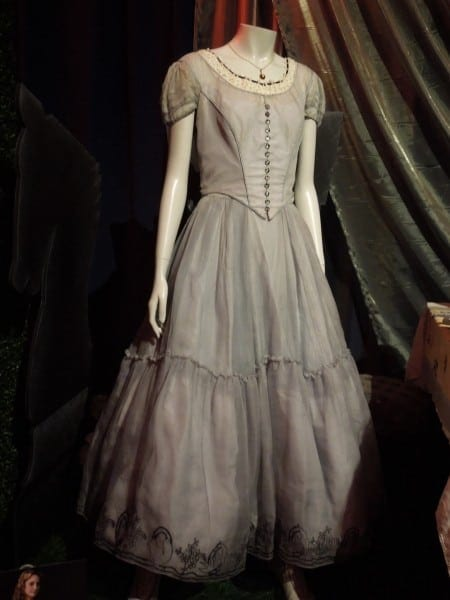 Original Costumes And Props From Tim Burton's Alice In Wonderland