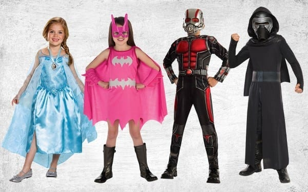 The Top Girls And Boys Halloween Costumes Of 2015
