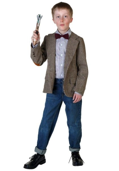 Big Boys 11th Doctor Costume