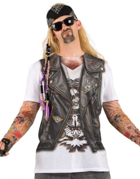 Biker Costumes (for Men, Women, Kids)