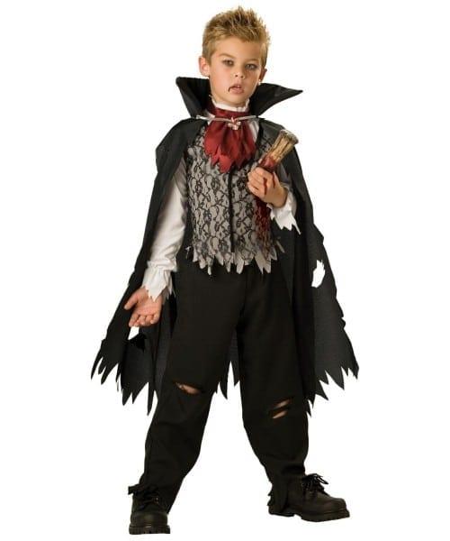 Vampire B Slayed Kids Halloween Costume
