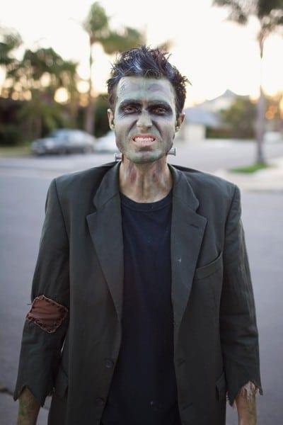 Frankenstein Halloween Costume  Monster Family Costume Diy