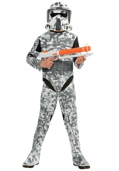 Clone Trooper Halloween Costumes