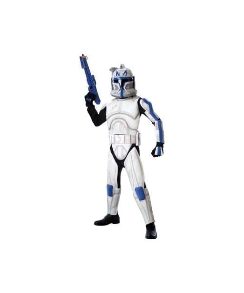 Jedi Clone Trooper Rex Kids Costume