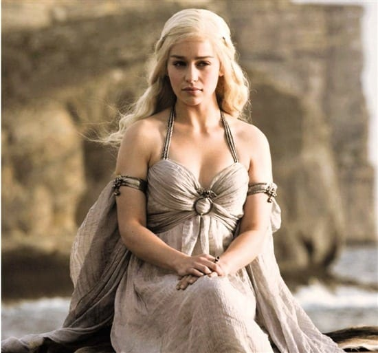 Daenerys Targaryen Halloween Costume A Song Of Ice And Fire Game