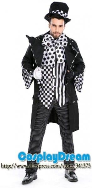 Mad Hatter Halloween Costume Men