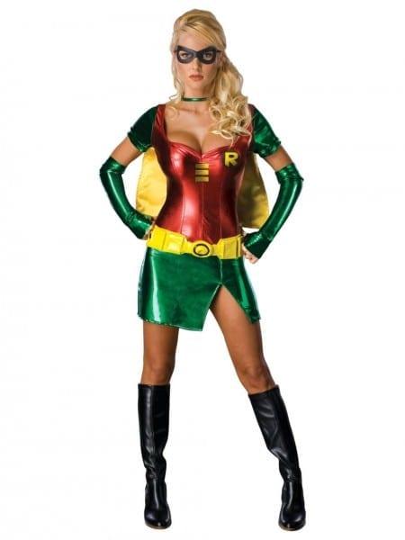 Female Robin Costume