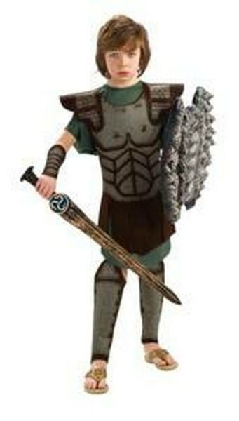 Kids Clash Of The Titans Perseus Costume