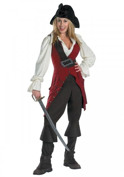 Halloween Pirate Costume ✓ Halloween Costumes
