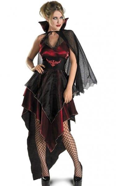 Dracula Costumes (for Men, Women, Kids)