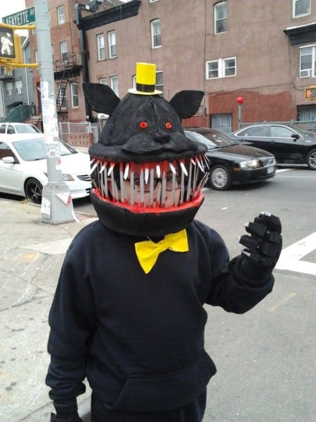 Fnaf 4 Nightmare Costume  6 Steps (with Pictures)