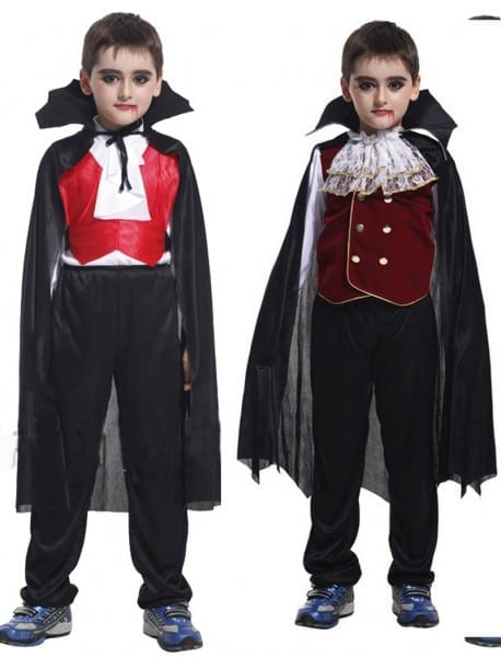 Free Shipping,halloween Party Dress Up Costume Children Scary