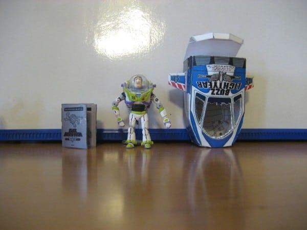 Buzz Lightyear Mini Replica (toy Story)  9 Steps