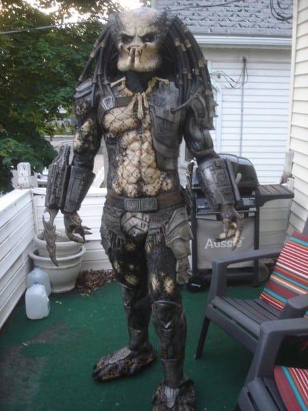 Full Predator Costume Suit Up! By Foxhound1984 On Deviantart