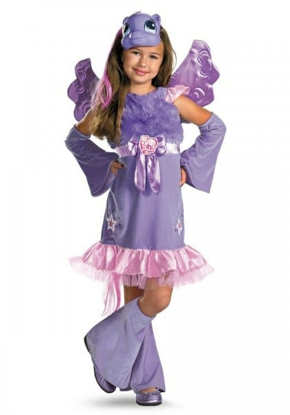 My Little Pony Halloween Costumes For Kids