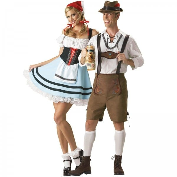 Hansel And Gretel Halloween Costumes For Adults