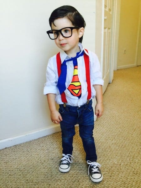 Halloween Costumes For Toddlers Toddler Version Of Clarkkent