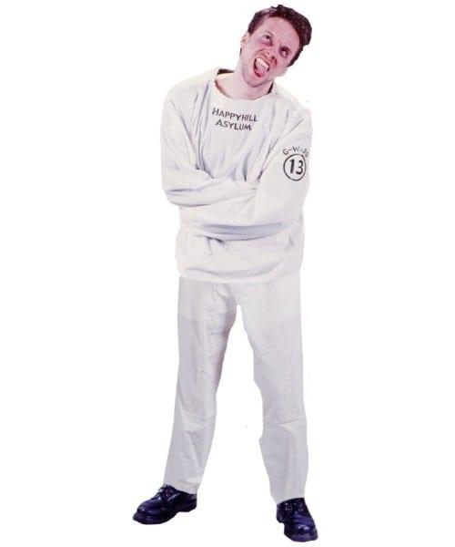 Happy Hill Asylum Costume