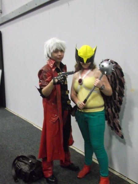 Hawk Girl Costume By Kazumishadow13 On Deviantart