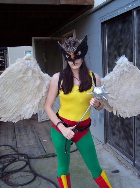Hawkgirl Costume By Bluetarako On Deviantart