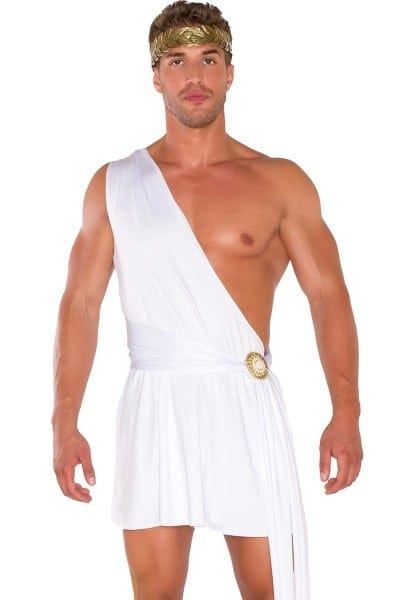 Mr  Toga Party Costume, Men's Greek Toga Costume Ideas