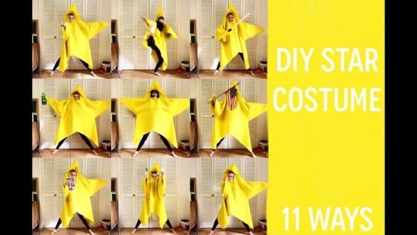 Diy Star Costume