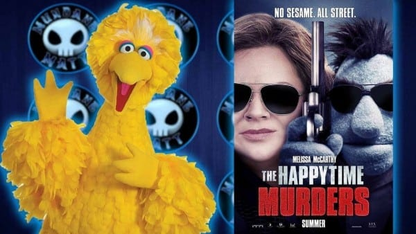 Sesame Street Is Suing Happytime Murders Over  Adult Marketing