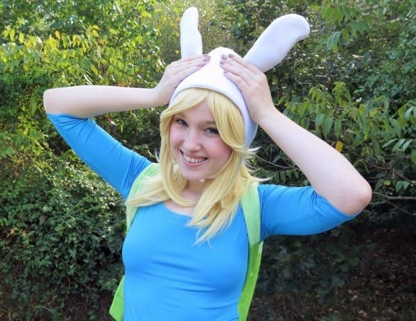 Fionna The Human Adventure Time Cosplay Tutorial
