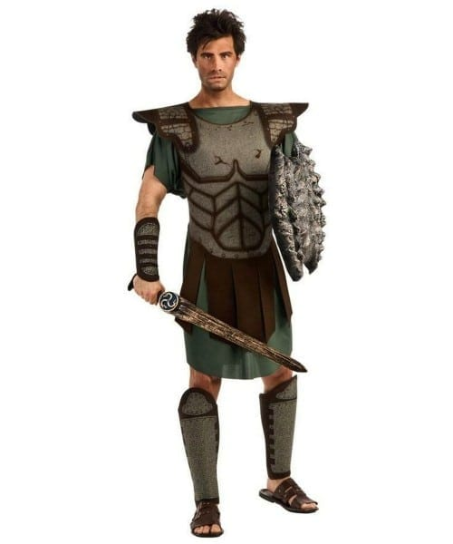 Adult Clash Of The Titans Perseus Greek Halloween Costume