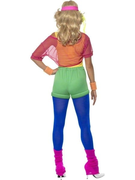 80s Girl Halloween Costumes