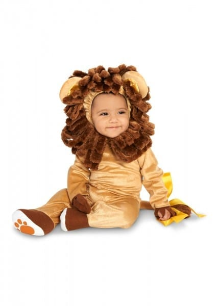 Prince Of The Jungle Lion Cub Costume
