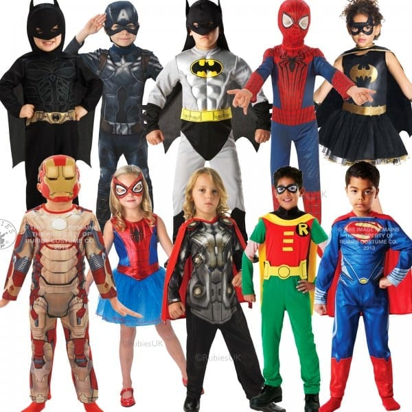 Superhero Outfits For Toddlers – Rockwall Auction